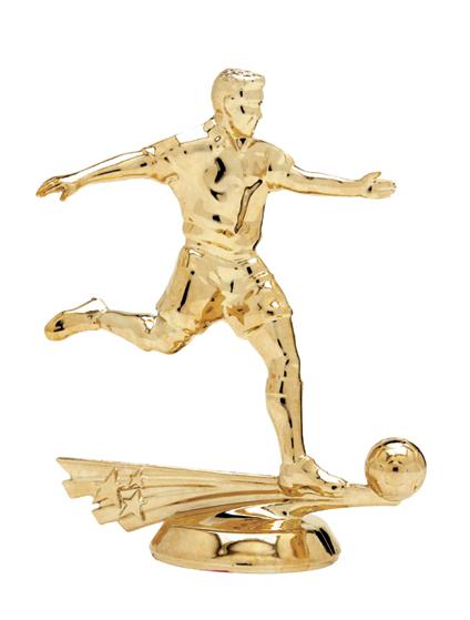 "All Star Soccer - Male   6515-G - 5"" tall"