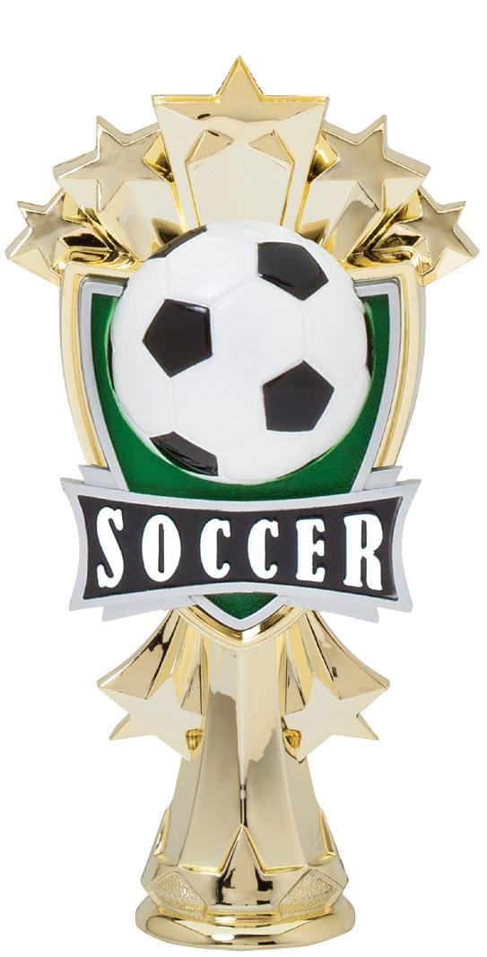 "All Star Sport - Soccer   MF3273 - 6.5"" tall"