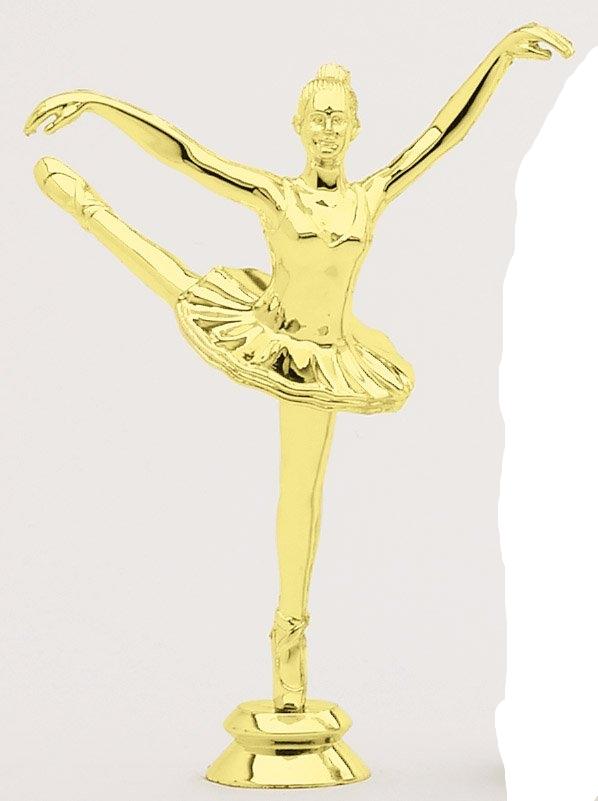"""Ballerina #2   F2421 - 6.25"""" tall"""