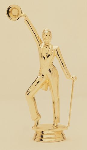 """Tap Dancer   656-G - 5"""" tall"""