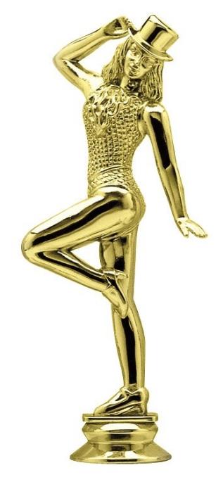 """Tap Dancer #2   F711 - 6"""" tall"""