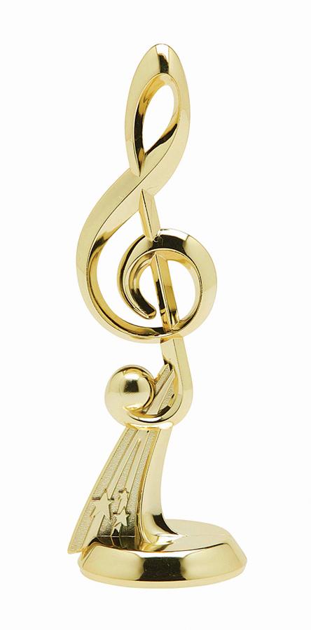 "All Star - Music   6426-G - 6"" tall"