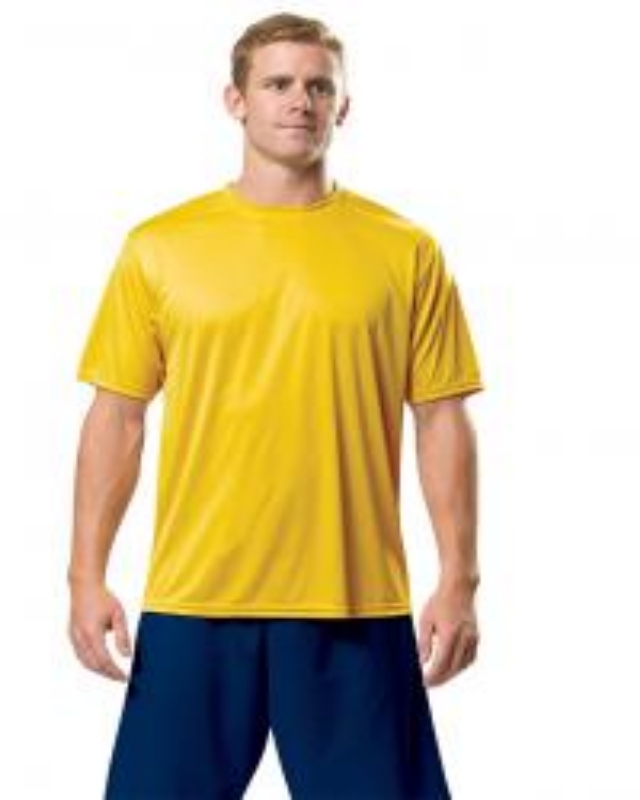 A4 N3142     Adult Cooling Performance    4.0 oz. 100% Polyester