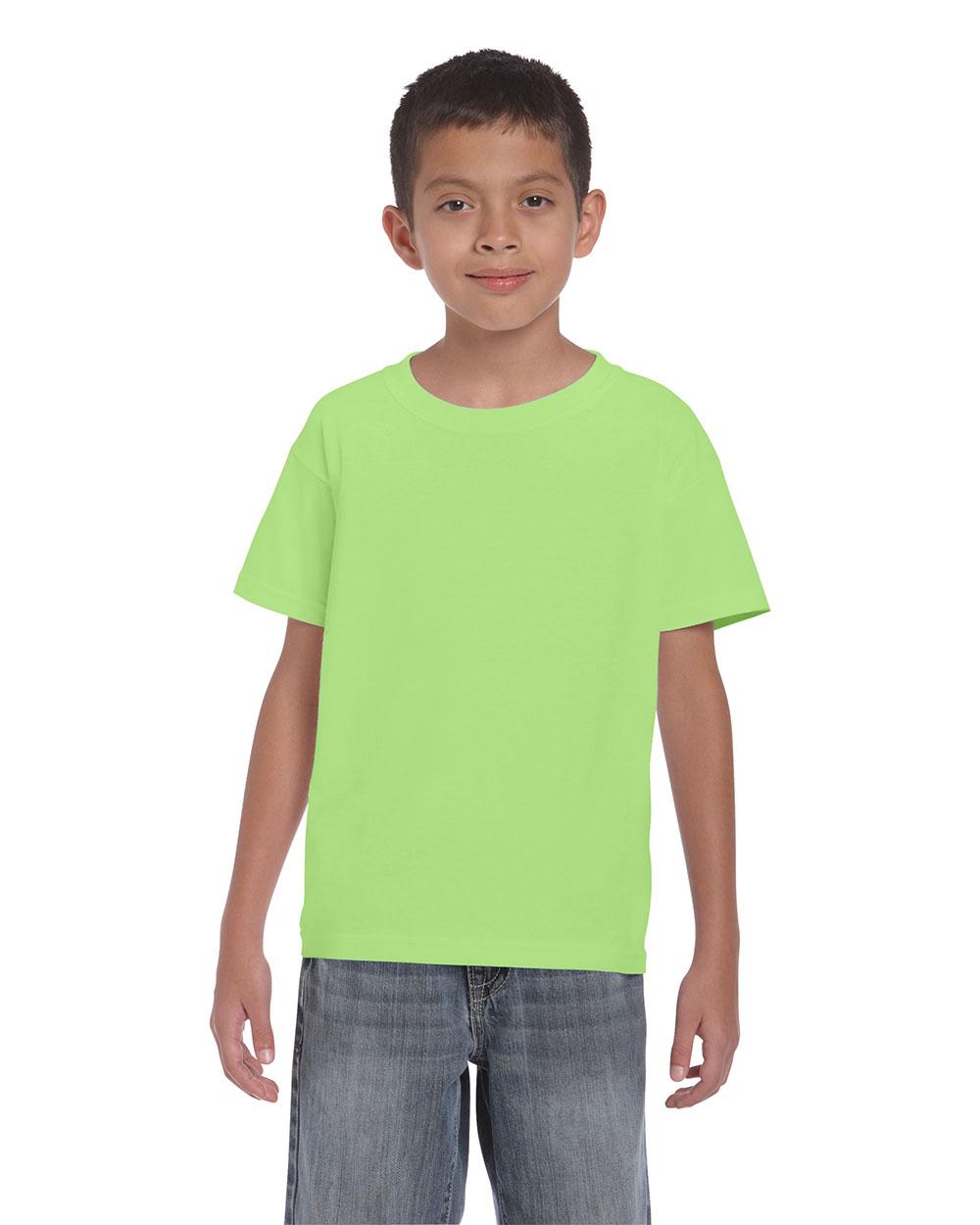 Gildan 2000B       Ultra Cotton™    Classic Fit Youth T-Shirt    6.0 oz. 100% Cotton