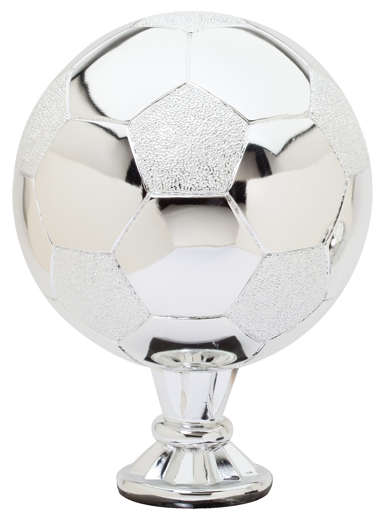 """Soccer - Silver   RG3213 - 11.5"""" tall  Price = $109"""