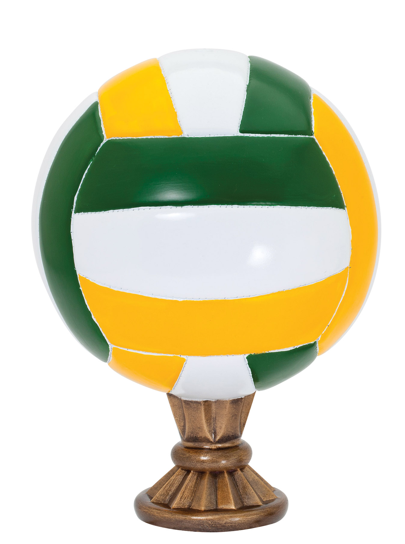 """Volleyball   RG3017 - 11.5"""" tall  Price = $81"""
