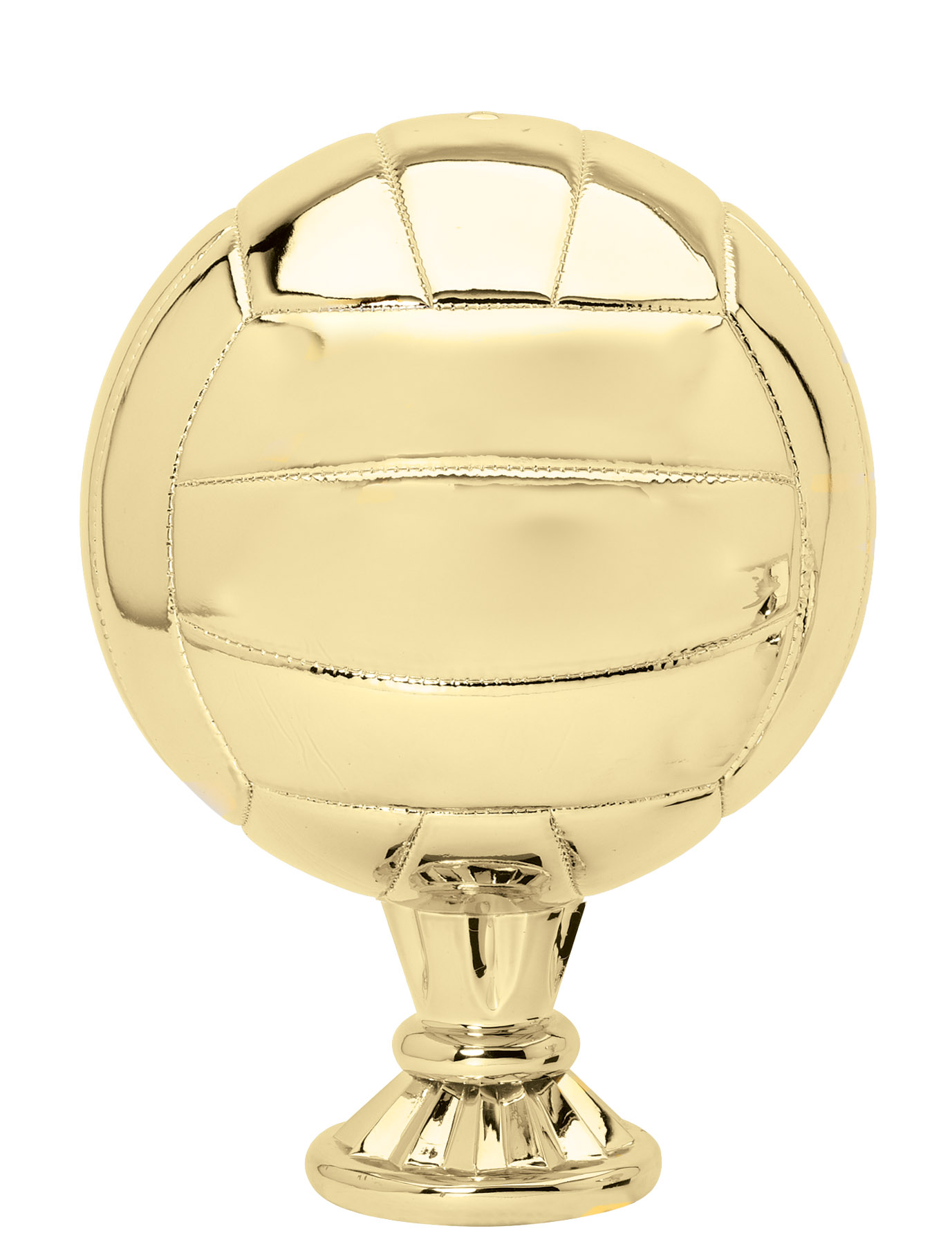 """Volleyball - Gold   RG3117 - 11.5"""" tall  Price = $109"""