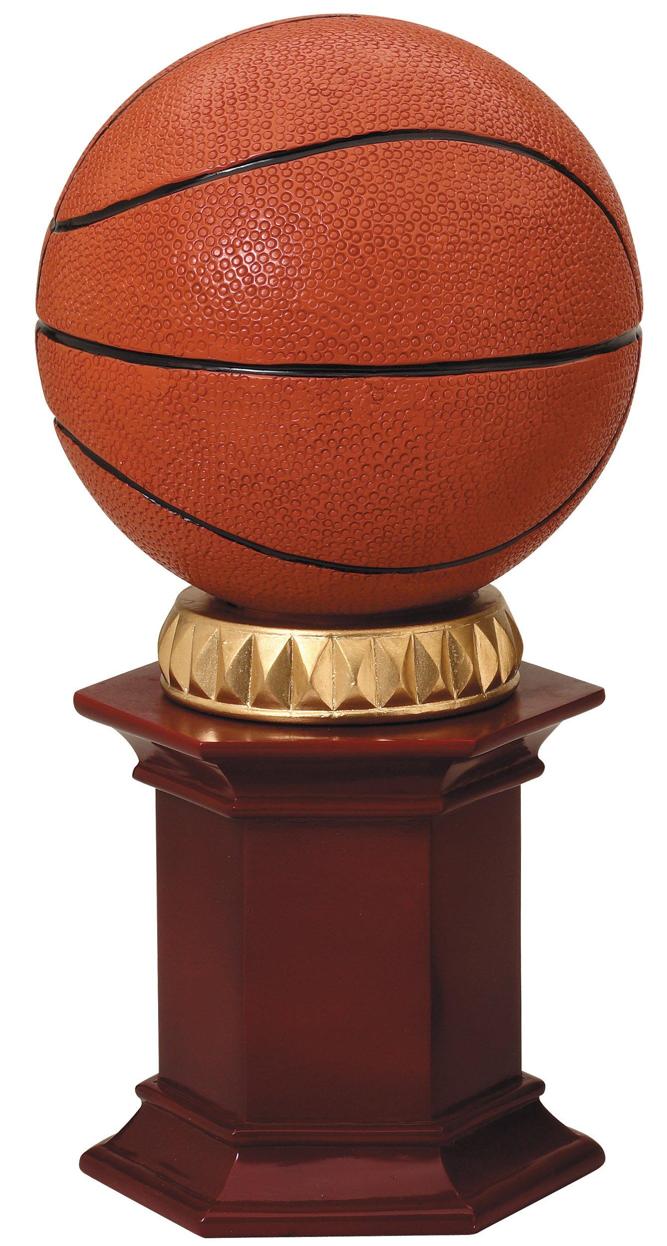"""Basketball   RF455 - 12"""" tall   Price = $60"""