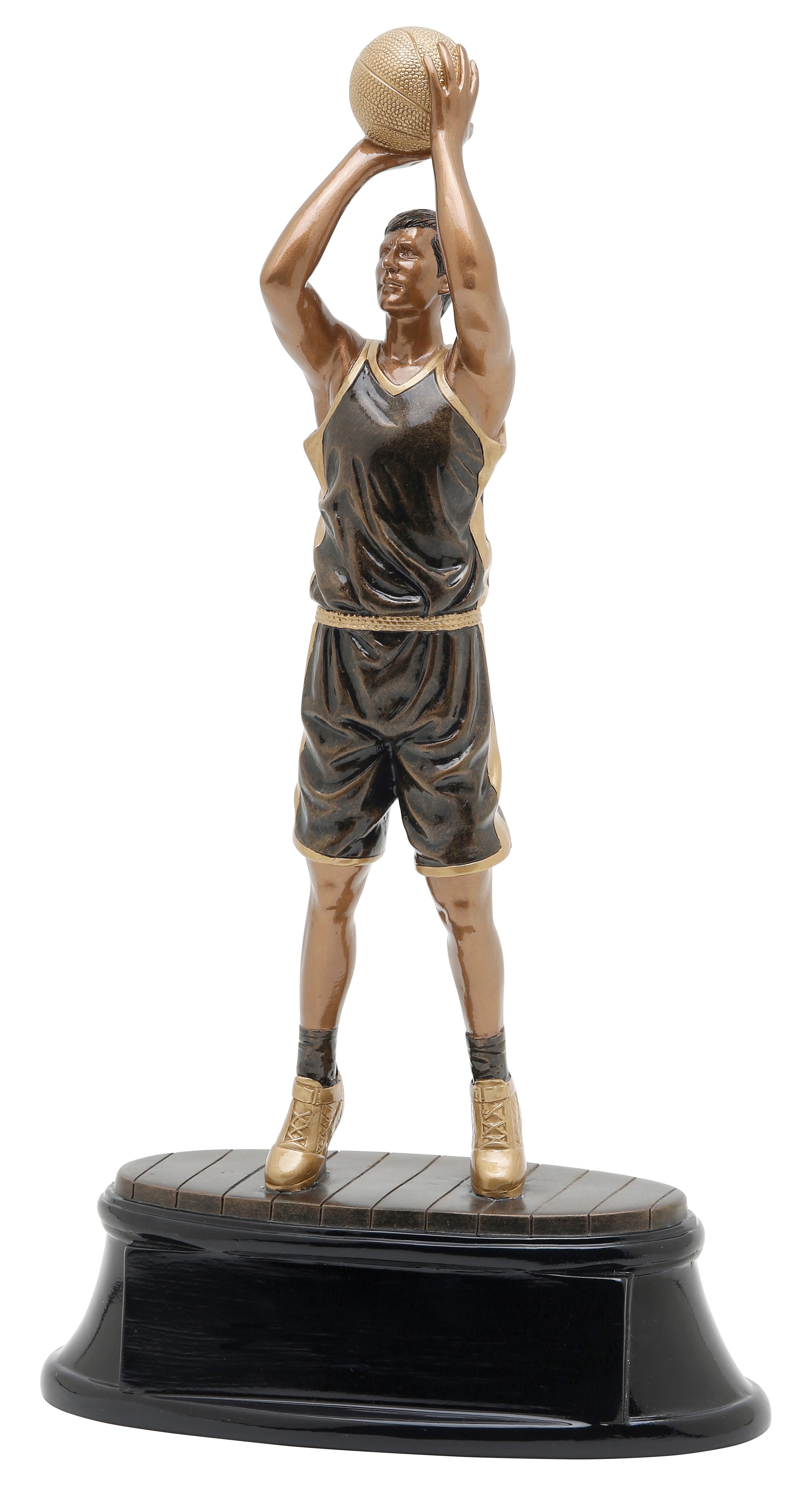"""Basketball - Male   X-Large - 90705GS - 13.5"""" tall  Large - 90605GS - 12"""" tall  Medium - 90505GS - 10"""" tall  Small - 90405GS - 8.25"""" tall"""