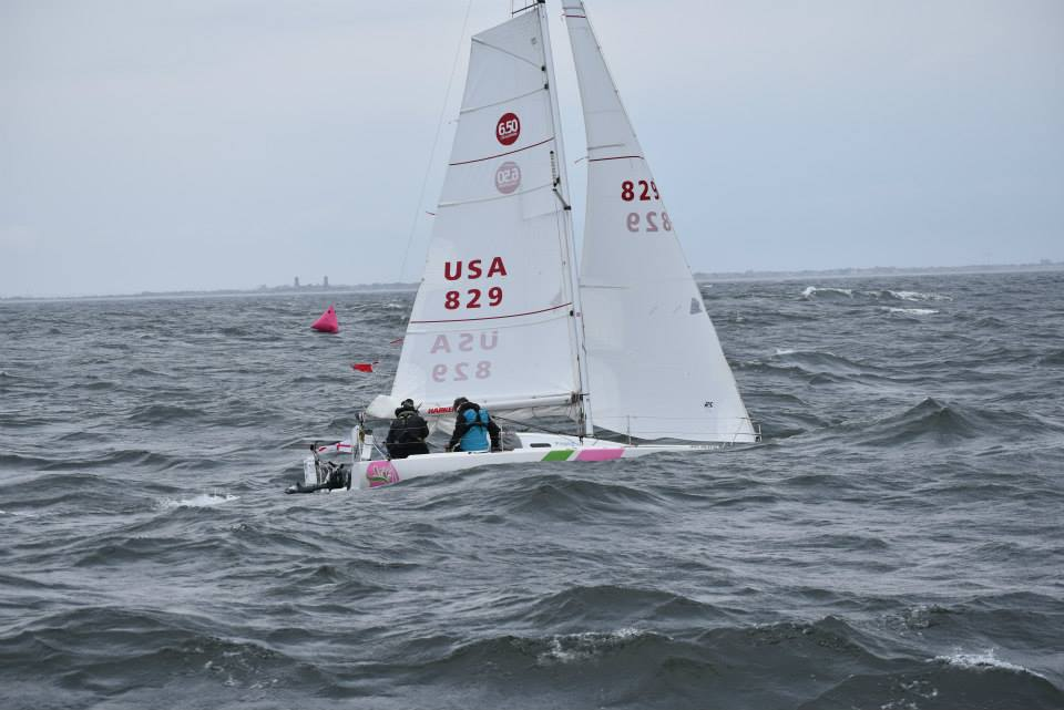 2015 ALIR Start.  Photo Credit:  SeaCliff YC