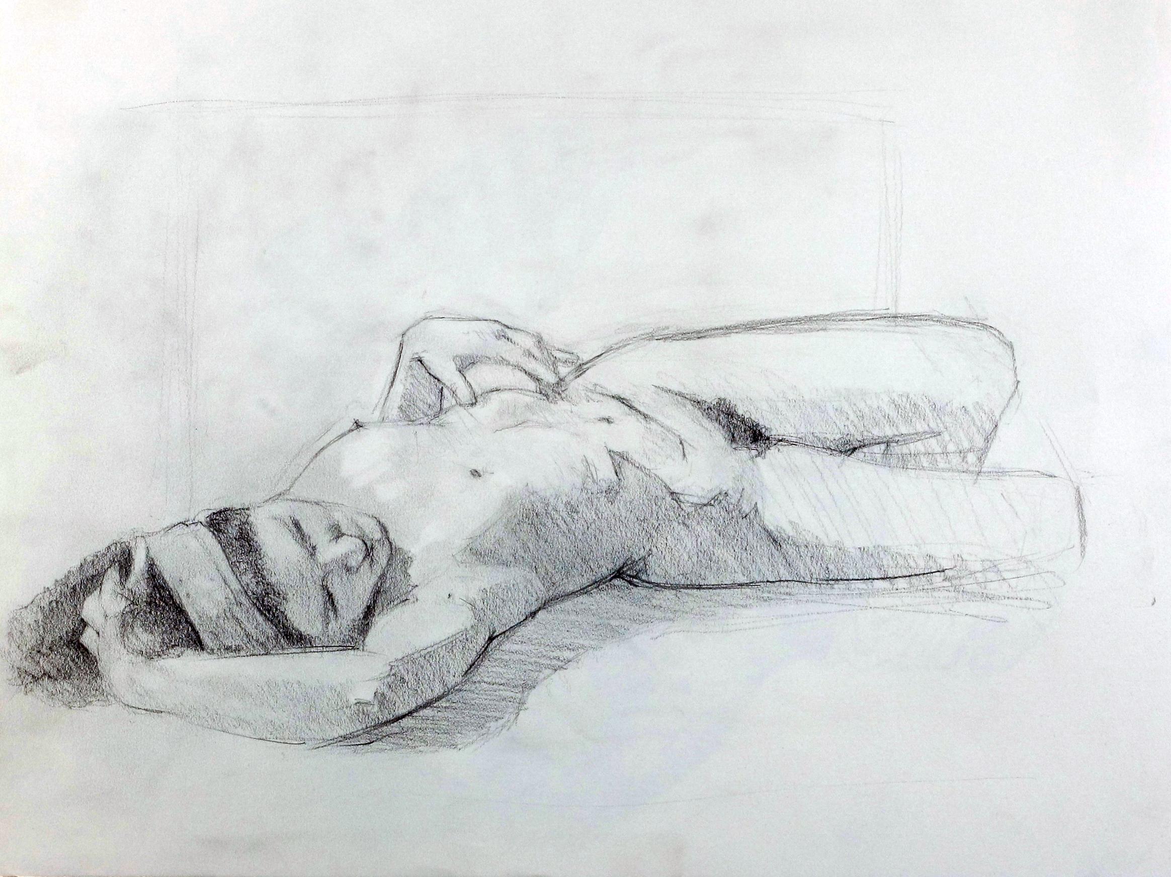 2011 Female Laying Charcoal.JPG