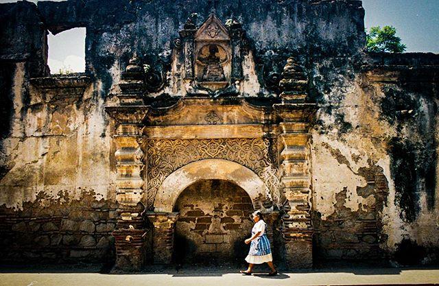 Visions of Antigua, pt. 1 🇬🇹 #35mm