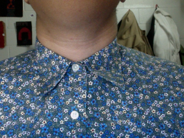 Also, this shirt