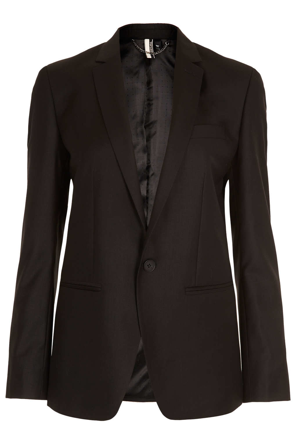 Tailored Suit Blazer, $130 at Topshop