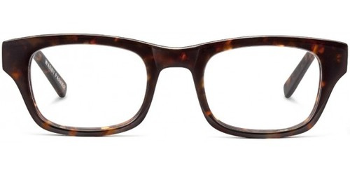 Huxley Whiskey Tortoise, at   Warby Parker  for $95
