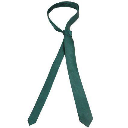 World Pride Solid Color Skinny Tie, $3.99 at  Amazon