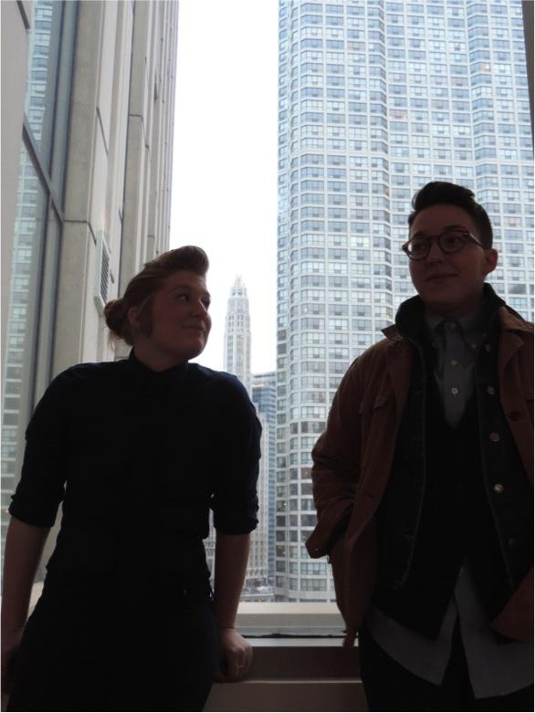 Bing and Sean