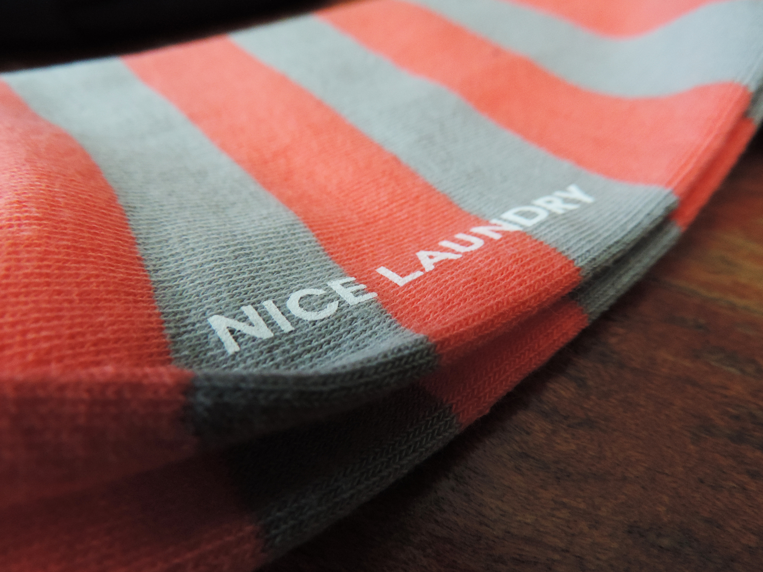 Qwear X Nice Laundry Ladies Man Collection