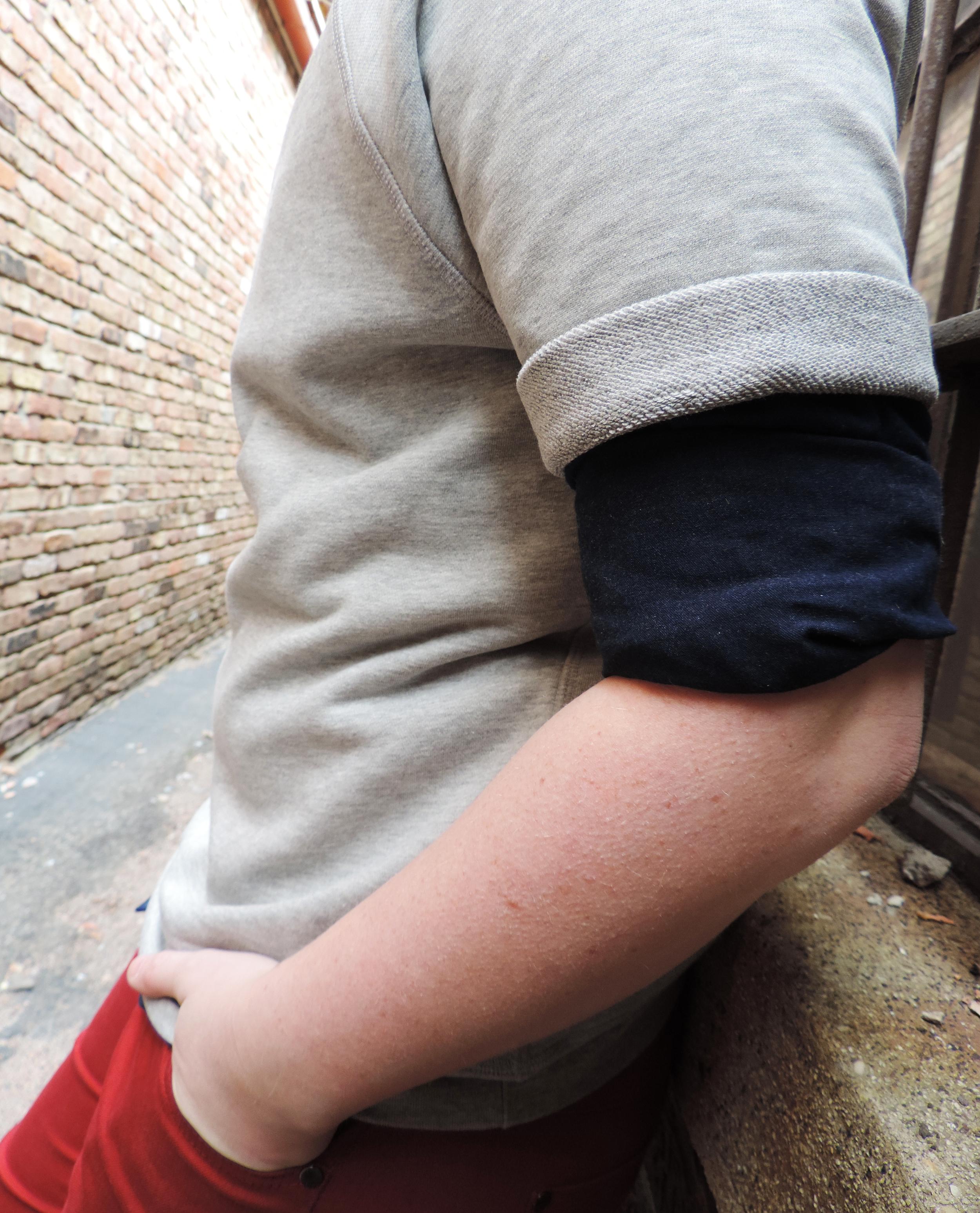 Everlane Women's Box Shirt/ Short Sleeve Sweater