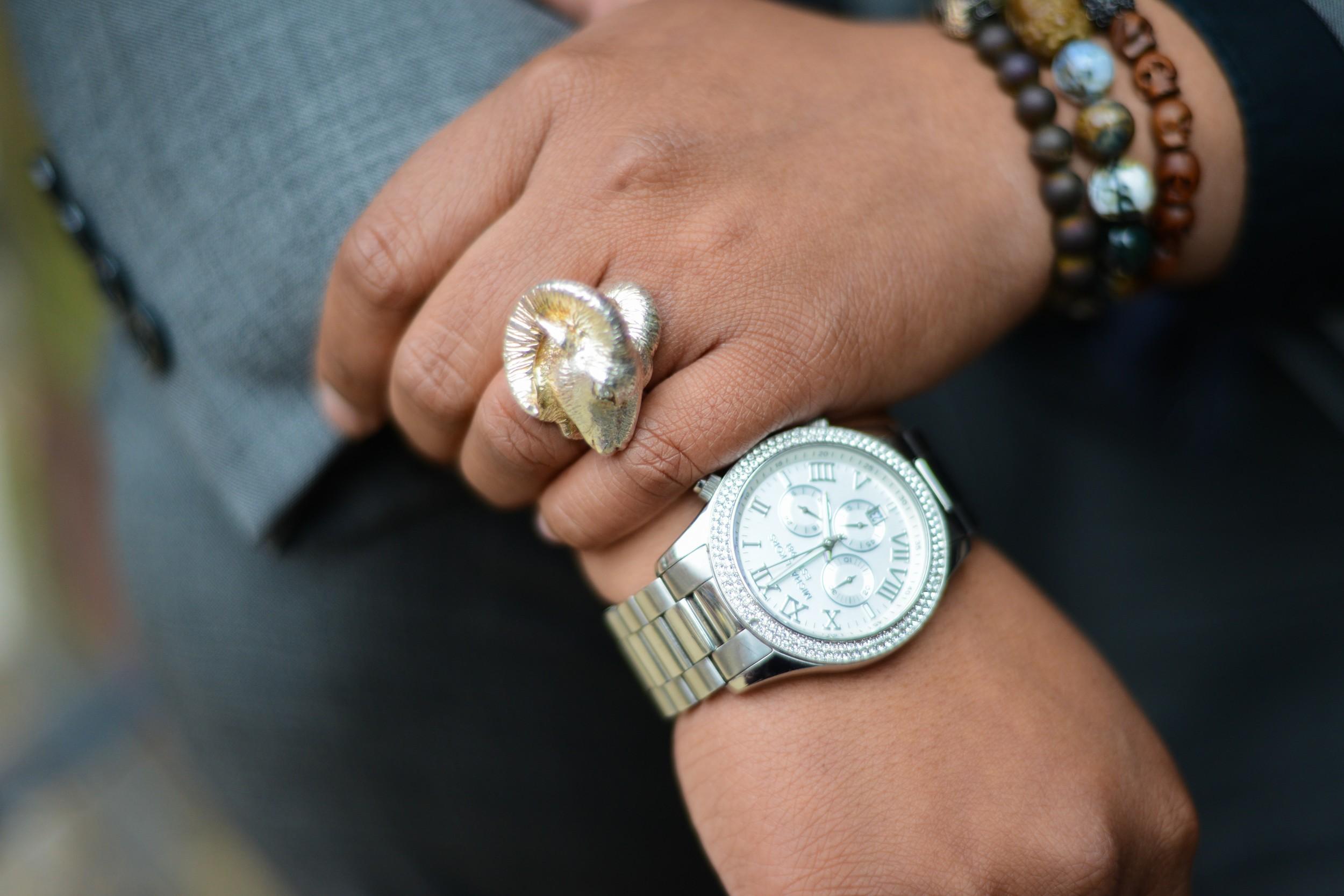 Beelinda Fox, Menswear Stylist