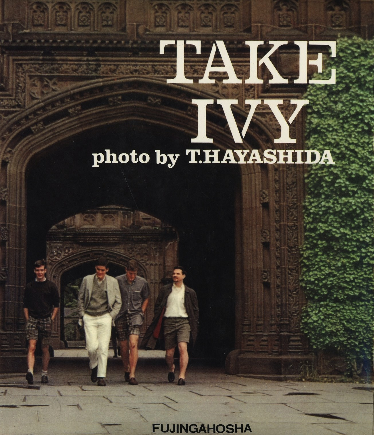 """Considered """"a treasure to fashion insiders"""" this compendium examines the life and dress of Ivy league students and became a bible for Japanese baby boomers, enamored and inspired by the aesthetic."""