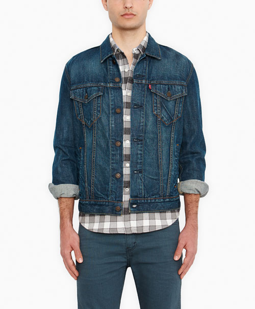 The Trucker Jacket, $98 at  Levi's