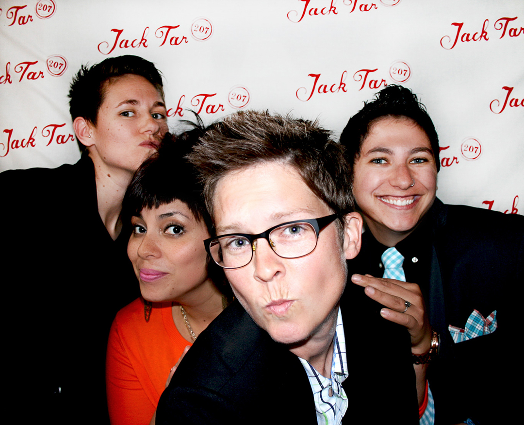 Photo Booth shenanigans brought to you via  JackTar207.com