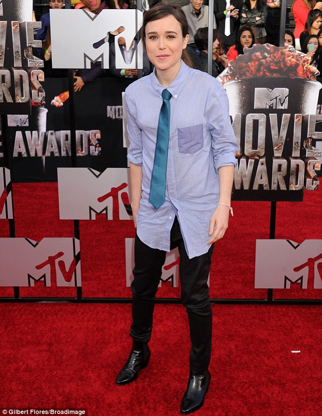 April 13, 2014 MTV Movie Awards