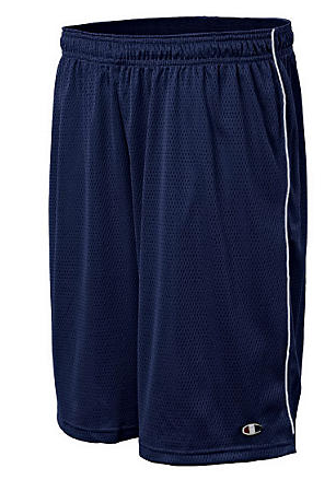 Champion: Authentic Basketball Shorts   Was $22.00,  now $15.40