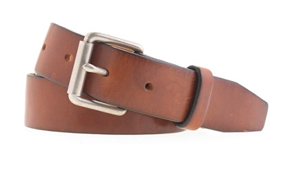 J.Crew Leather-roller Buckle Belt   Was $45,  now $33.75  (with 25% off code  SHOPNOW)
