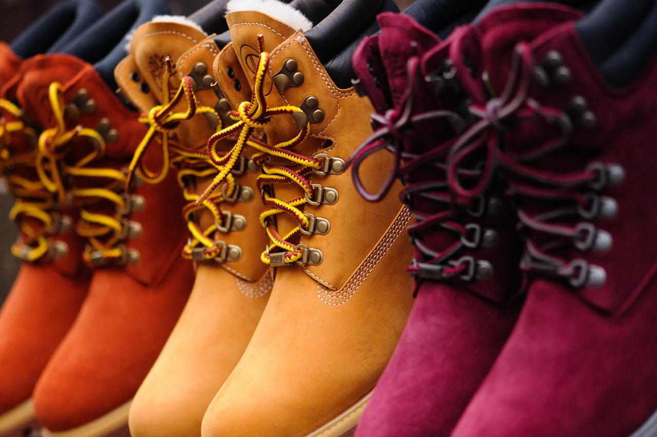 Ronnie Fieg x Timberland 6″ 40 Below Boots