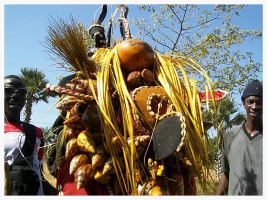 Photo Rivolta took at a Masquerade