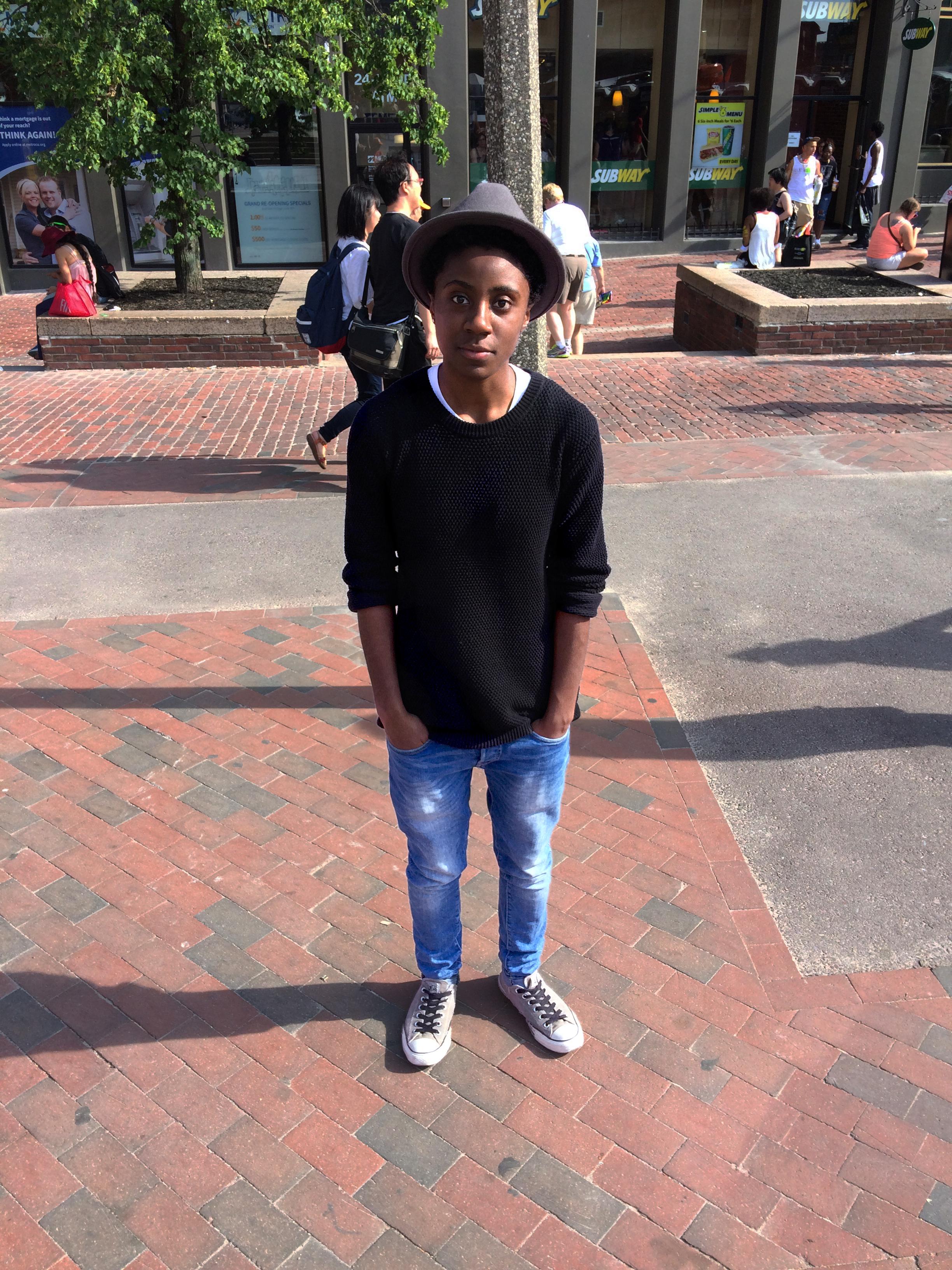 Dapper Hat x Converse & Jeans = Jazz Queer