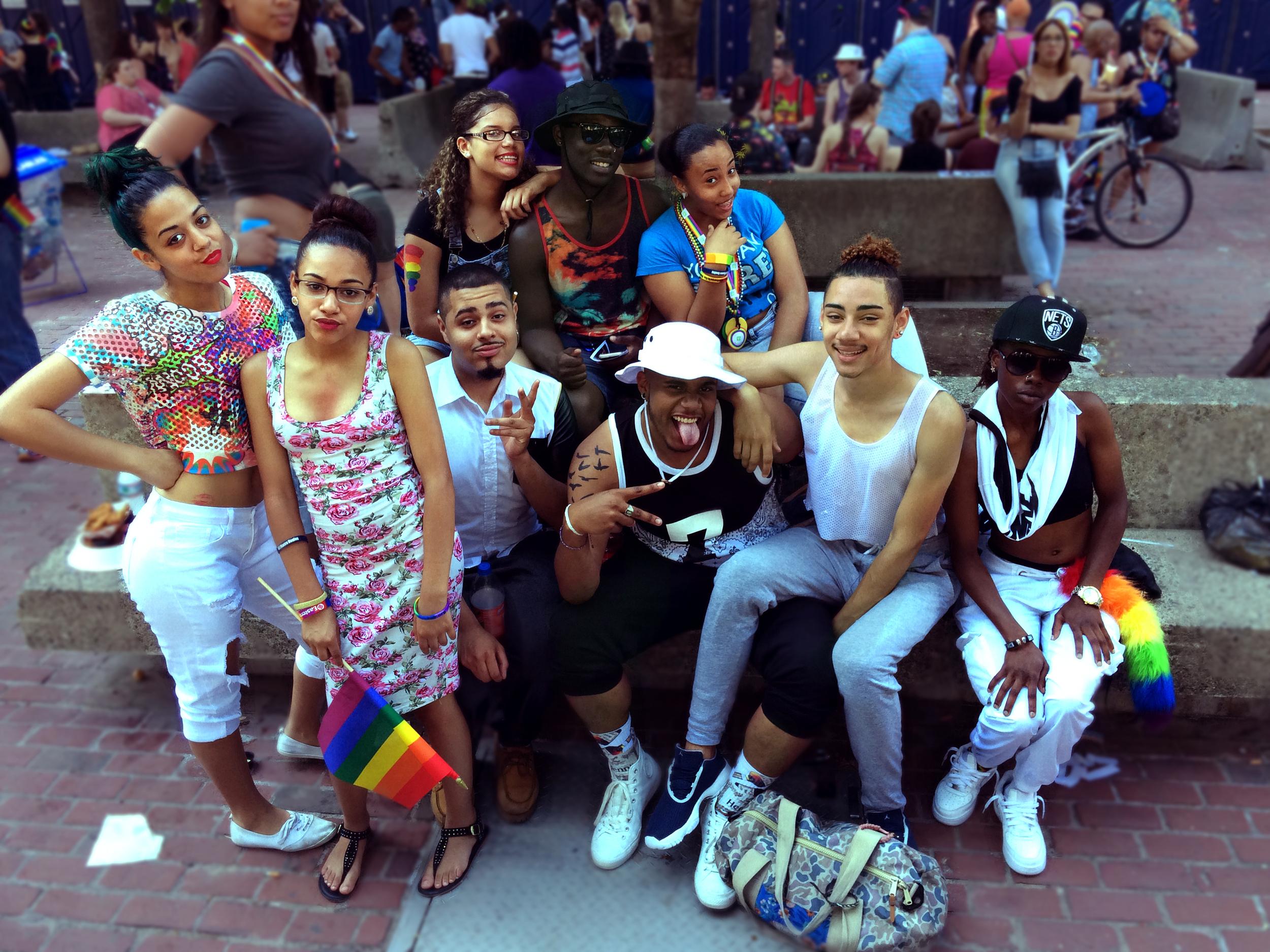 Luxury Box @ Boston Pride