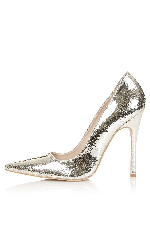 GALLOP Crackle Court Shoes