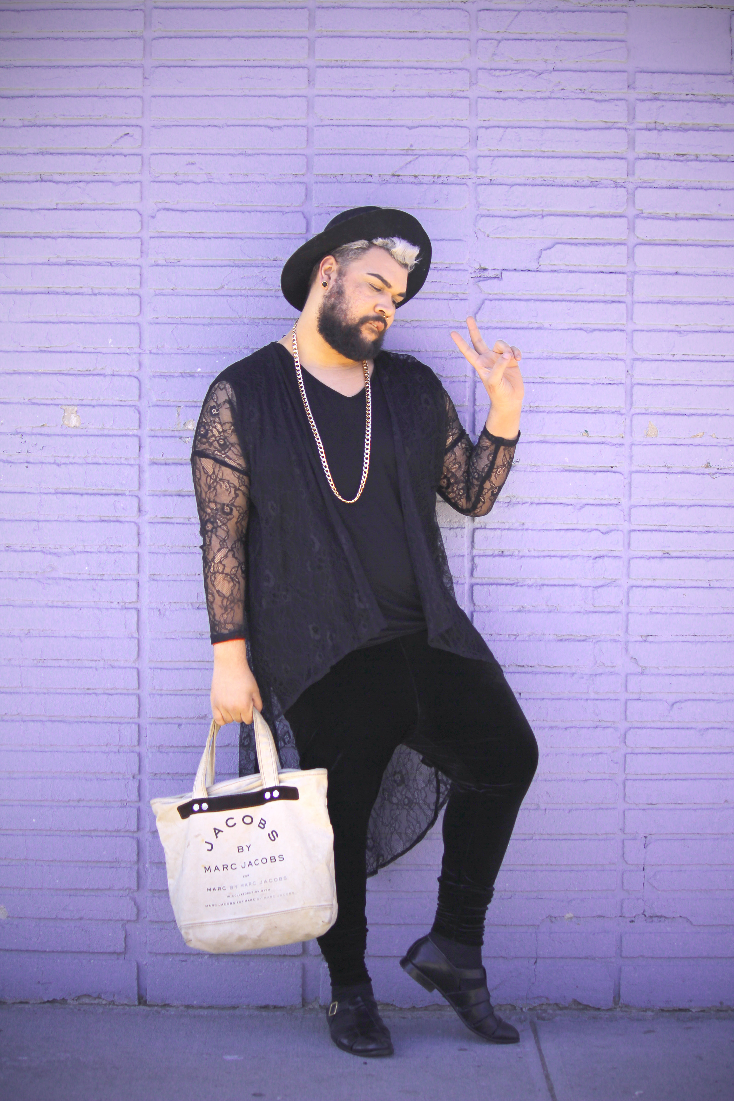 9 Plus Size Cuties Share Tips For Androgynous Style  Qwear  Queer Fashion Platform-4869