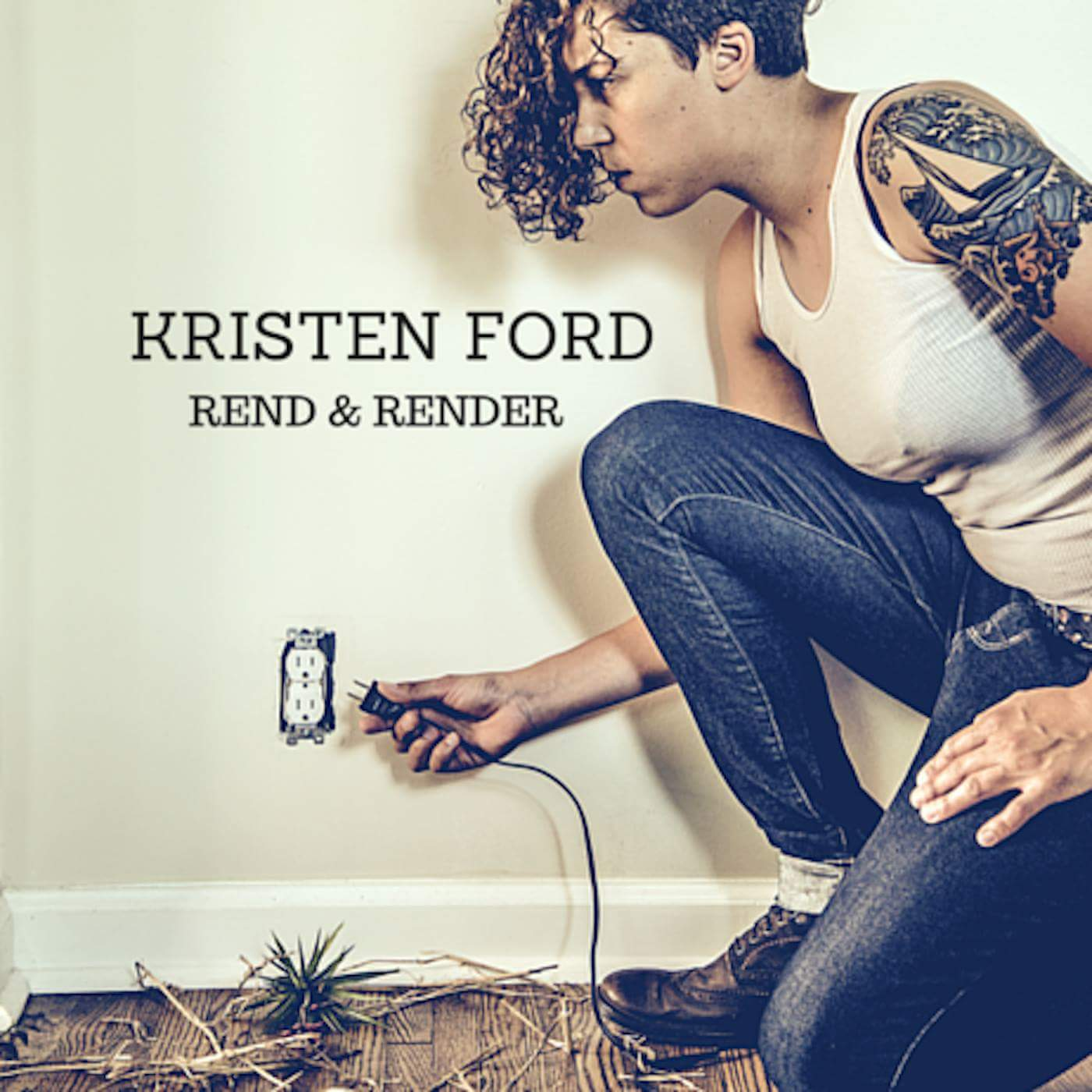 Rend and Render Cover Art. Photo by Ron Manville. Layout by Kristen Ford