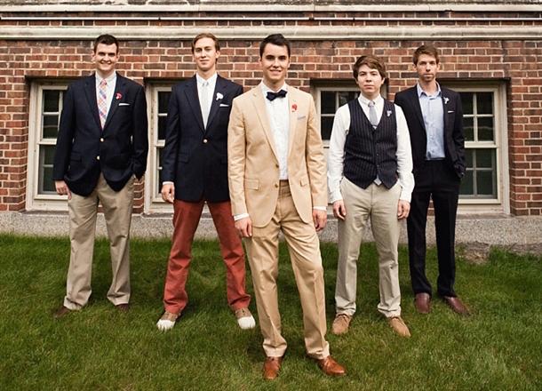 source: southboundbride.com/mismatched-groomsmen