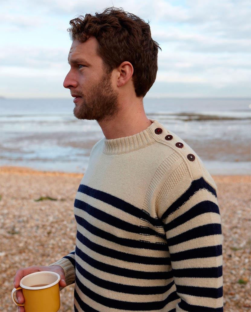 Atwell Mens Knitted Jumper, available at Joules.com for £69.95