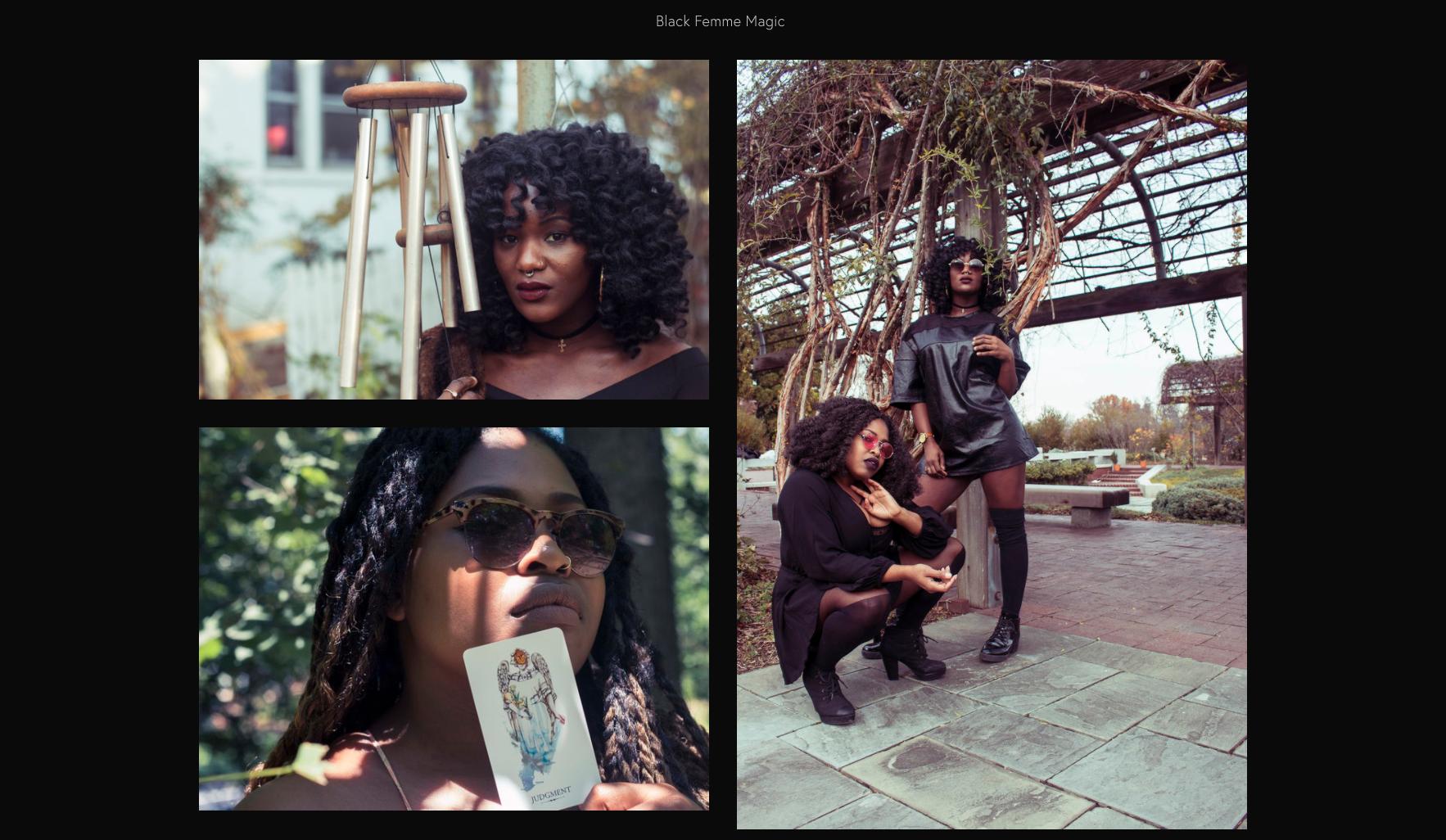 Black Femme Magic