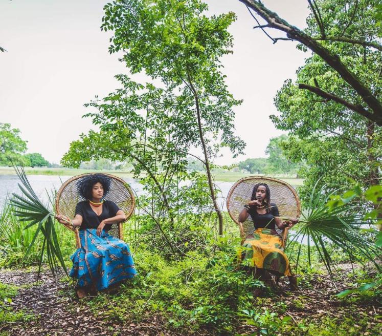 Noirlinians: AfroFashion/Culture Blog ft Liberian designer  @denisiotruitt  & Kenyan writer