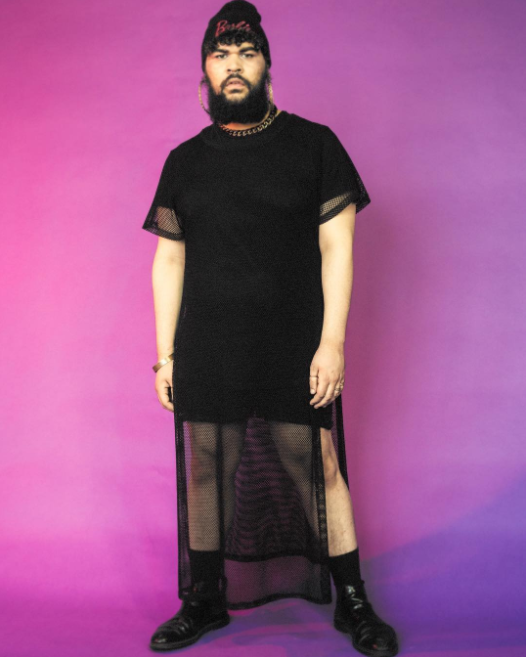 """💅🏽 Marquis Neal 💅🏽: """"Queer chubs in good outfits. Brooklyn, NY. Keep up with me at Marquimode.com  tinyurl.com/joapwvq """""""