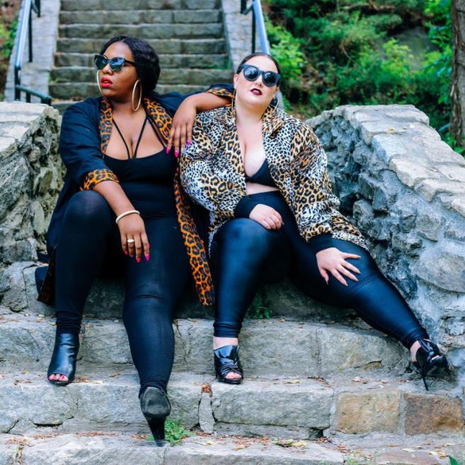 "Alysse Dalessandro: ""👗 Designer of  @ShopReadyToStare  ➕ Plus Size Fashion Blogger ✏️ Fashion & Beauty Writer 💌 readytostare@gmail.com 💋 Shop & Blog @ readytostare.com  www.readytostare.com """
