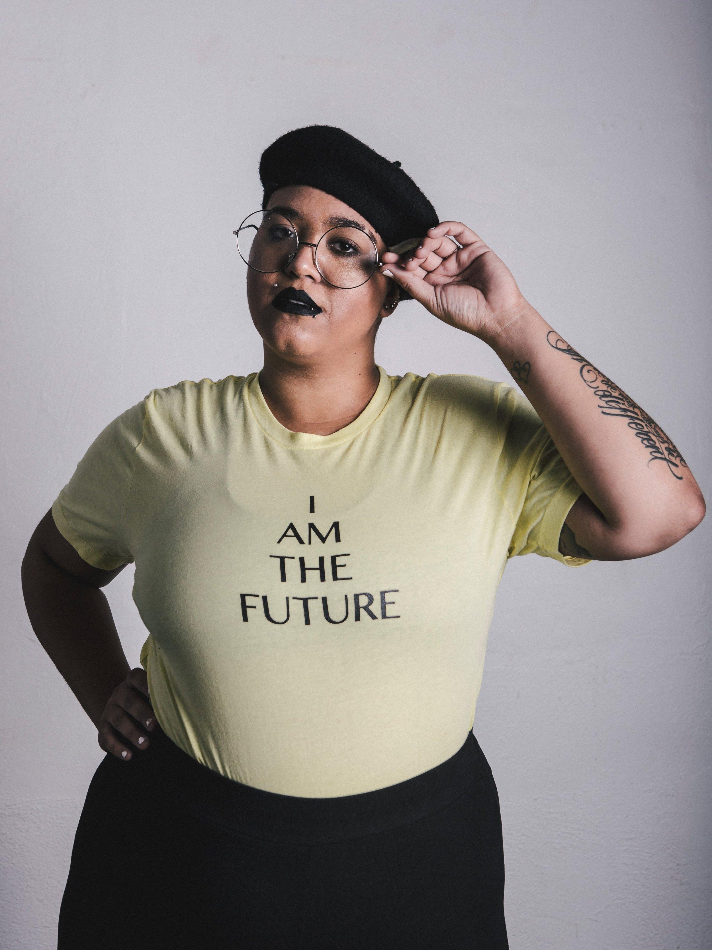 I am the Future Tee, Stuzo Clothing