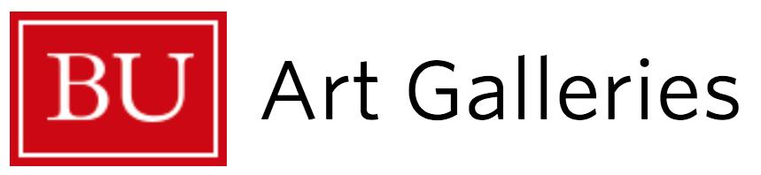 Boston University Art Galleries