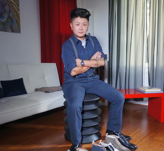 Nik Kacy, Nik Kacy Footwear