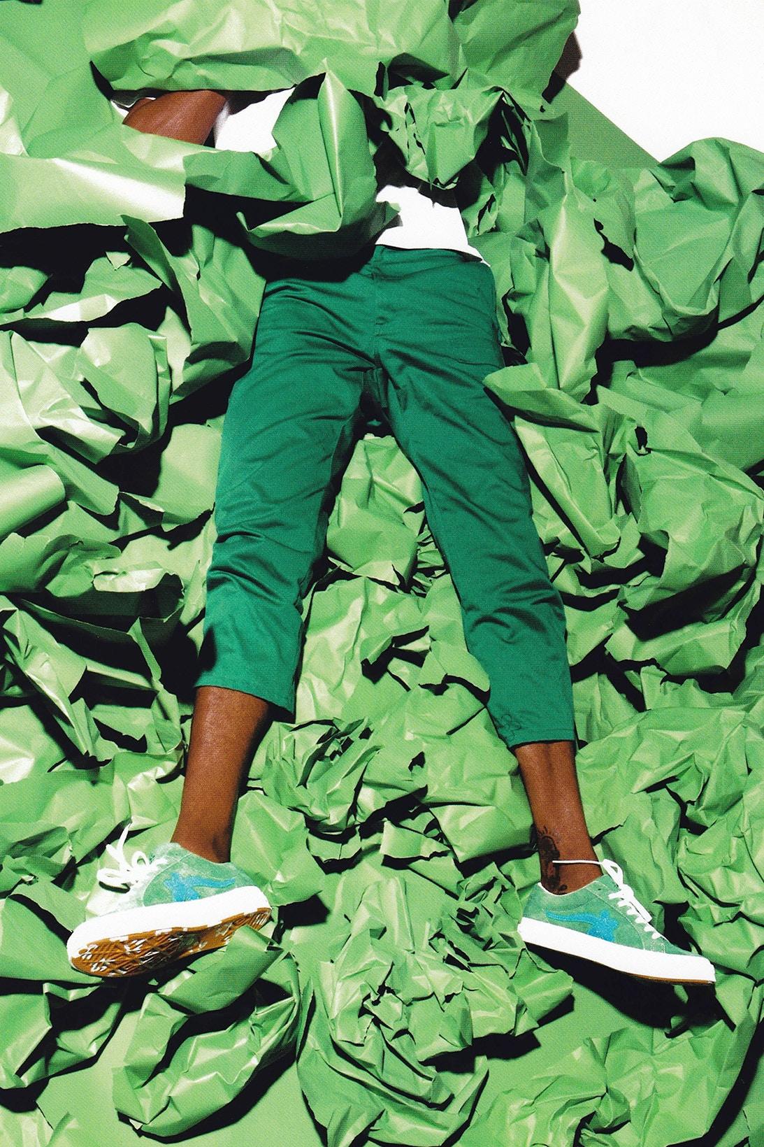 Converse One Star Ox Tyler the Creator Golf Le Fleur Jolly Green
