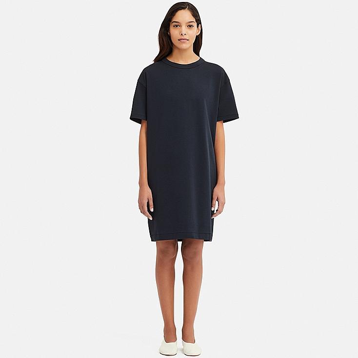 Uniqlo Women U Crew Neck Short-Sleeve Dress
