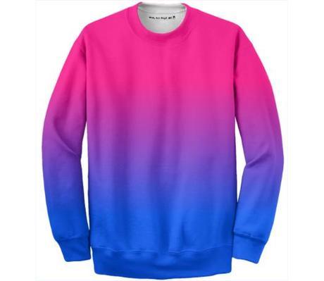 Bisexual Pride Sweater $68