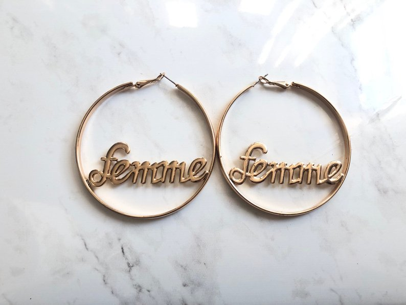 The femme hoops $10